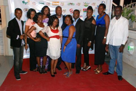Flavour of Abuja Crew
